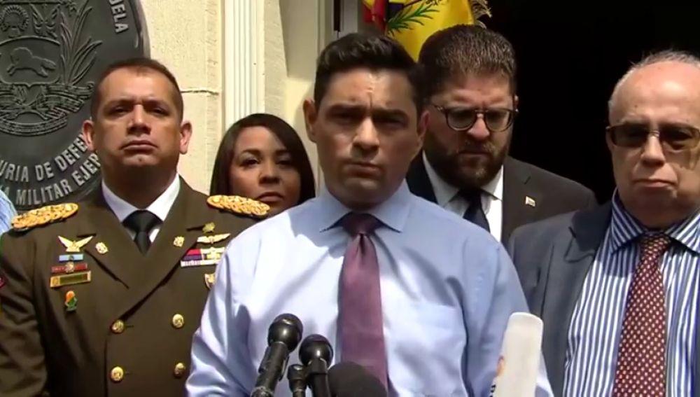 """El embajador de Guaidó en EEUU: """"Este es el inicio del fin"""""""