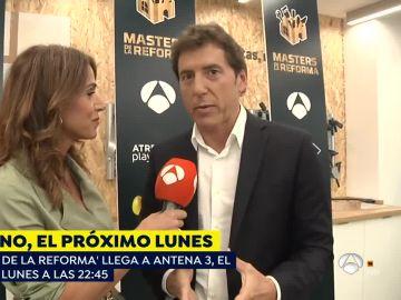 """Manel Fuentes: """"Viajaremos por todo el panorama nacional"""""""