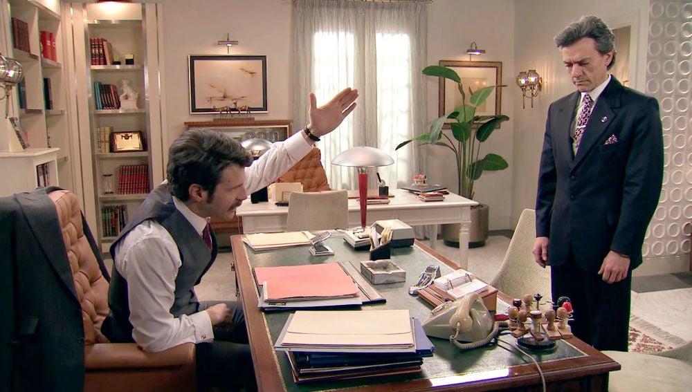 """Carlos, a Domingo tras su defensa a Gabriel: """"Sois igual de despreciables, no quiero volver a tener trato contigo"""""""