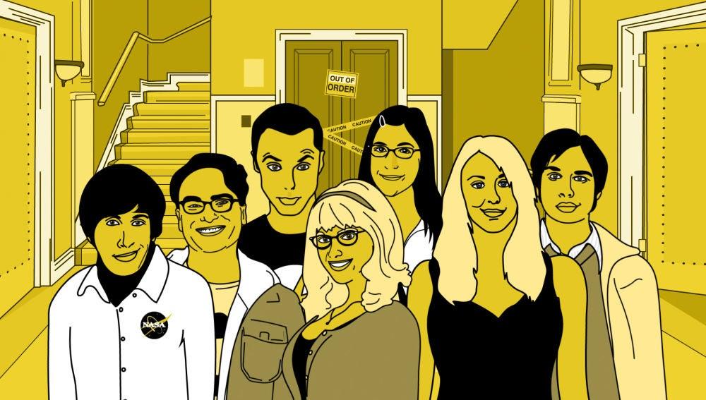 'Big Bang Theory Forever'