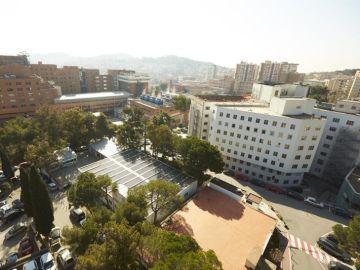 Hospital Vall d'Hebrón de Barcelona