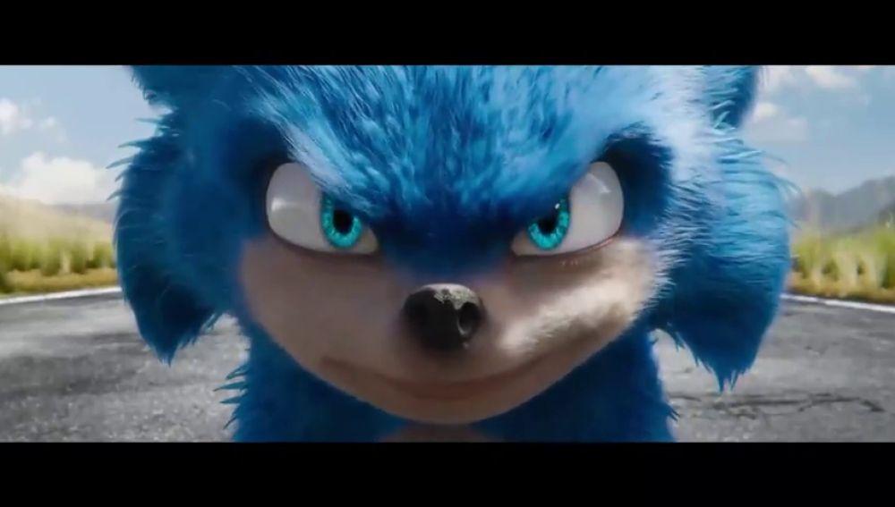 El primer tráiler de 'Sonic' ve la luz con el actor Jim Carrey como principal antagonista