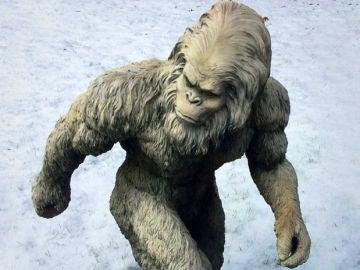 El Yeti o Abominable Hombre de las Nieves