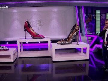 Los espectaculares zapatos humanos de 'El Hormiguero 3.0'