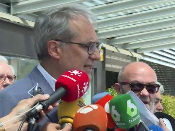 Gregorio Martínez confirma el fallecimiento de Alfredo Pérez Rubalcaba