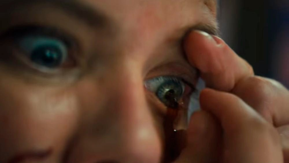 Escena de terror de 'El Hijo', la nueva película de James Gunn