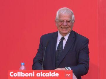 "Borrell: ""De la peseta a Iceta"""
