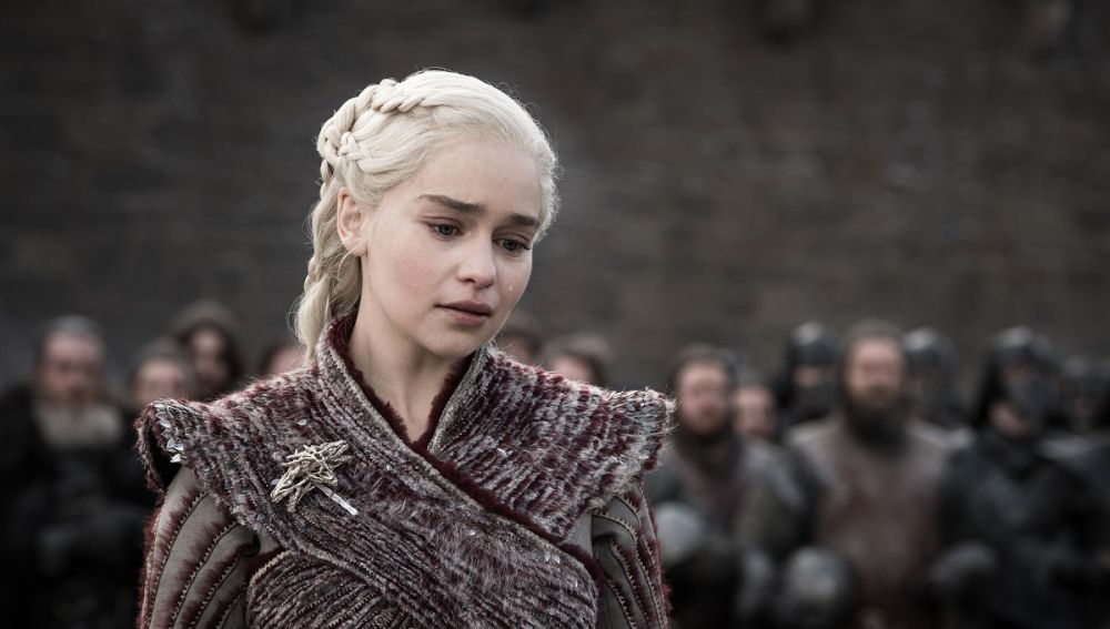 Daenerys Targaryen en la última temporada de 'Juego de Tronos'