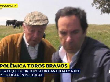 Susto en la televisión portuguesa