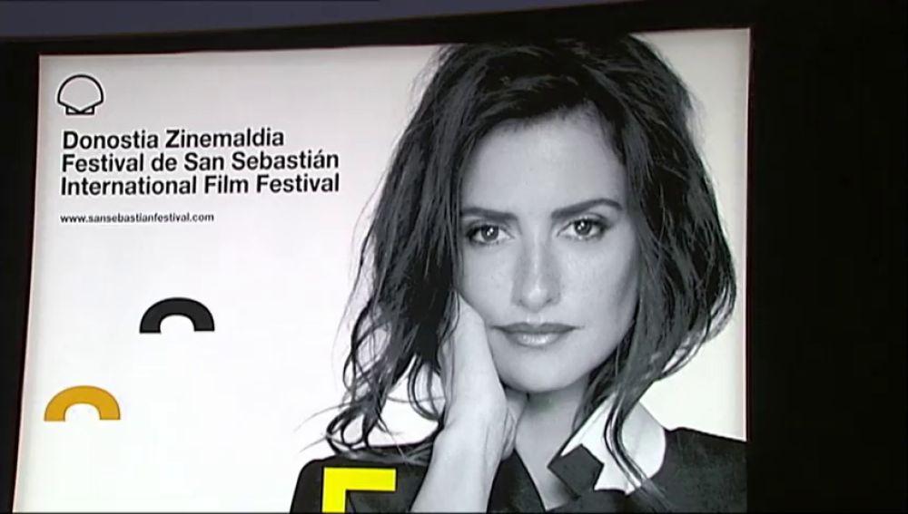 Penélope Cruz, Premio Donostia del 67 Festival de Cine de San Sebastián
