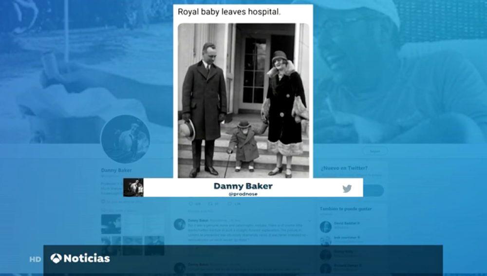 La BBC despide a un locutor por tuitear la imagen de un mono para hablar del hijo de Meghan Markle y el príncipe Harry