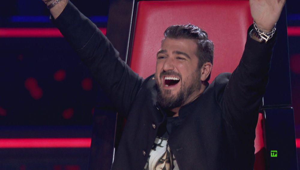 Una noche llena de emociones y sorpresas en la que los sueños se cumplen, 'La Voz Senior' el miércoles a las 22:45 horas en Antena 3