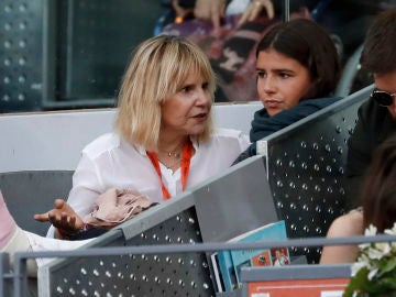 Cayetana Rivera junto a su madre Eugenia Martínez de Irujo