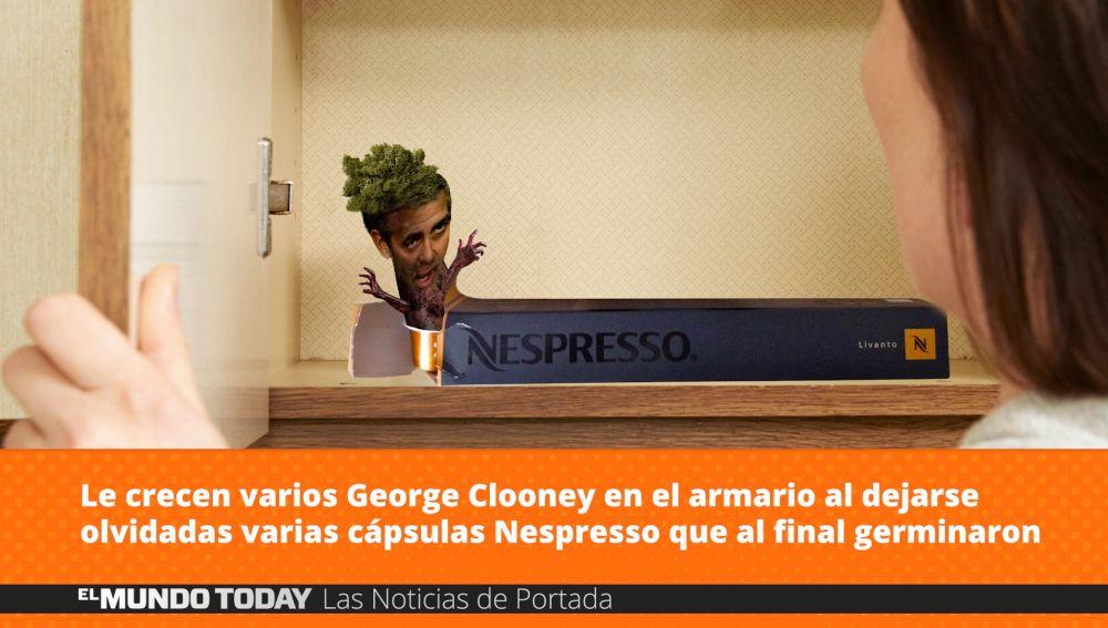 Crecen varios George Clooney