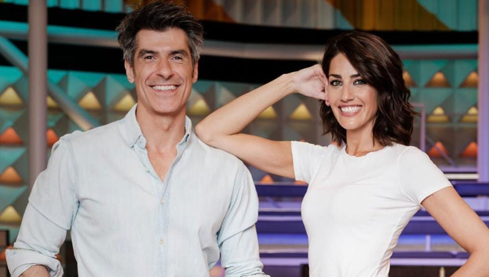 Jorge Fernández y Laura Moure