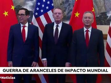 Trump inicia el proceso para imponer aranceles a importaciones chinas valorados en 300.000 millones de dólares