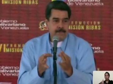 Nicolás Maduro acusa al general Figuera de apoyar el intento de alzamiento protagonizado por Juan Guaidó