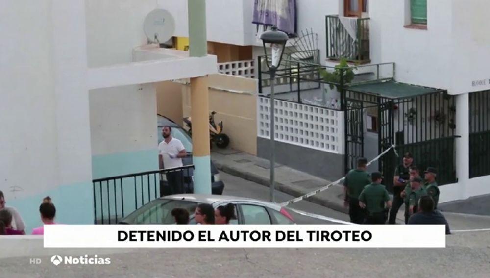 Detenido el presunto autor de un tirotero entre dos familias