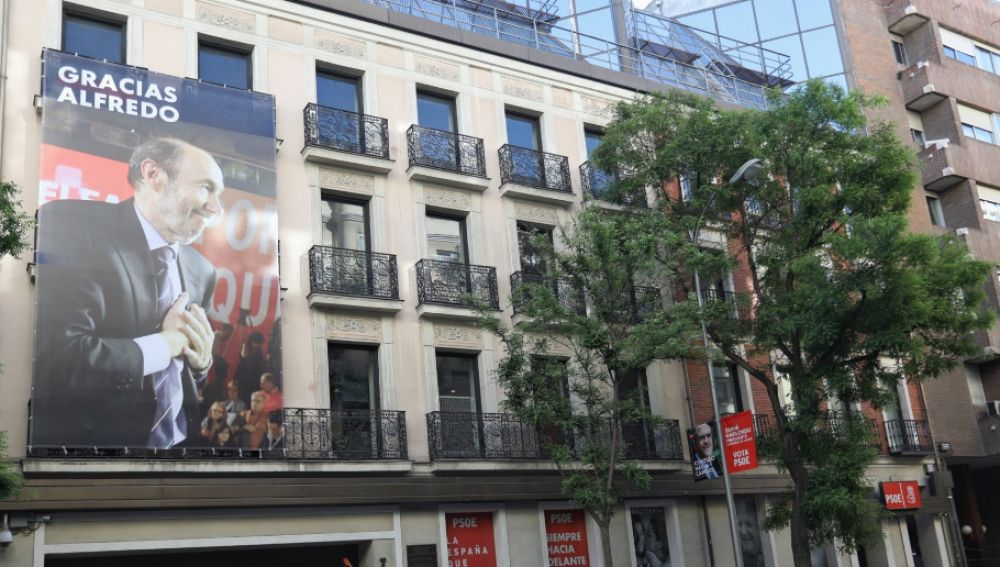 Imagen de la fachada de Ferraz
