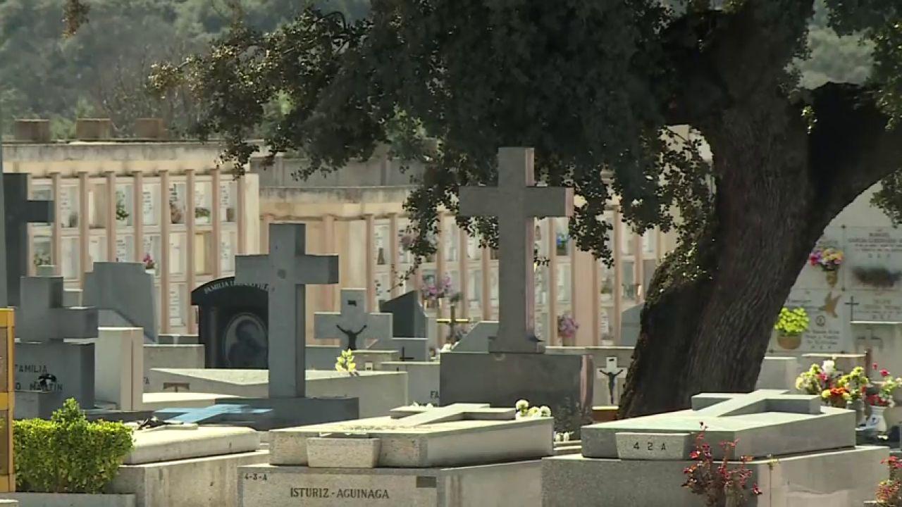 El Panteón Donde Será Enterrado Franco En Mingorrubio