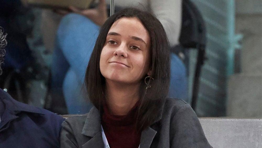 Victoria Federica en el Madrid Open