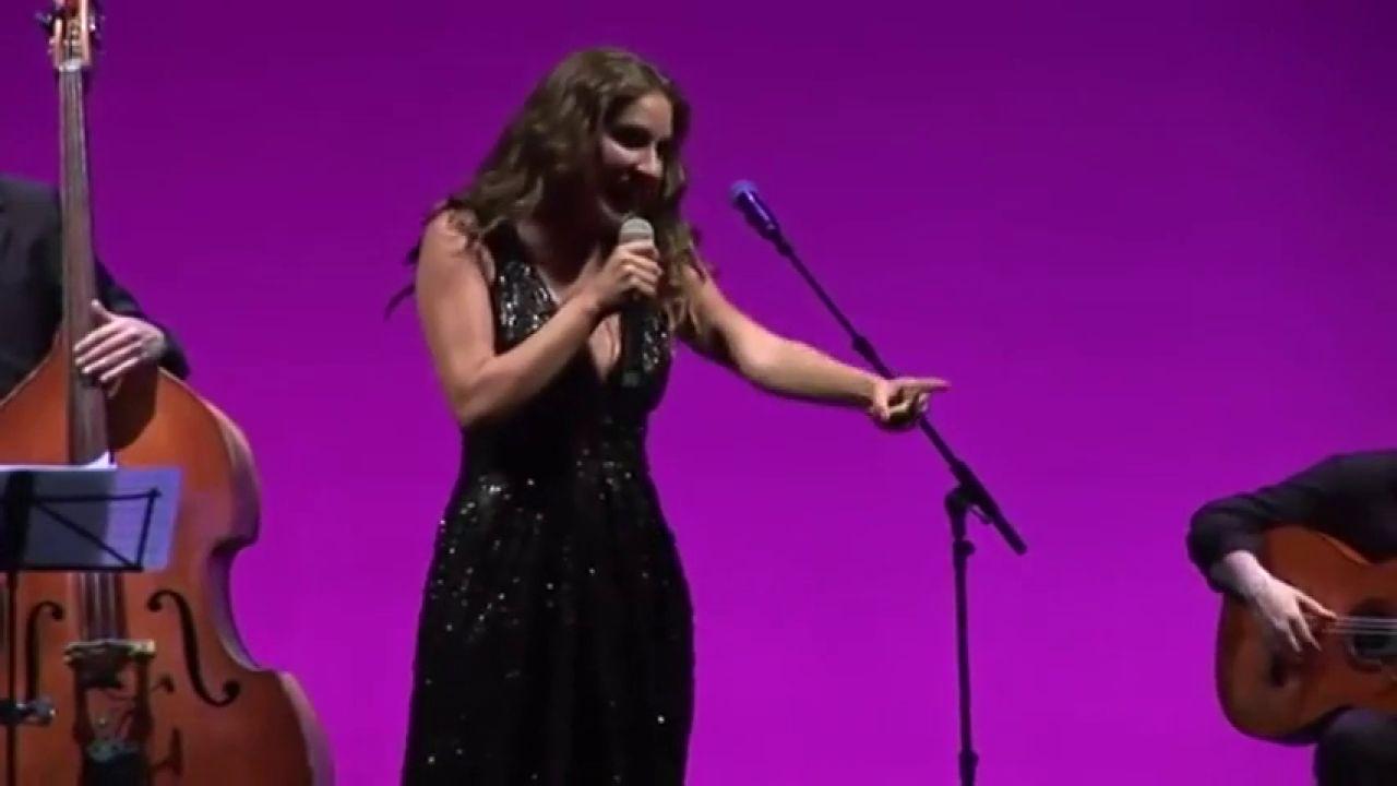 María Toledo Vuelve A Los Escenarios Con Su Nuevo Disco