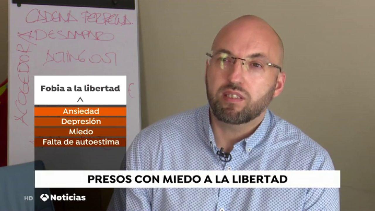 """Un Exconvicto Al Que Le Aterra La Libertad: """"Volvería A La"""