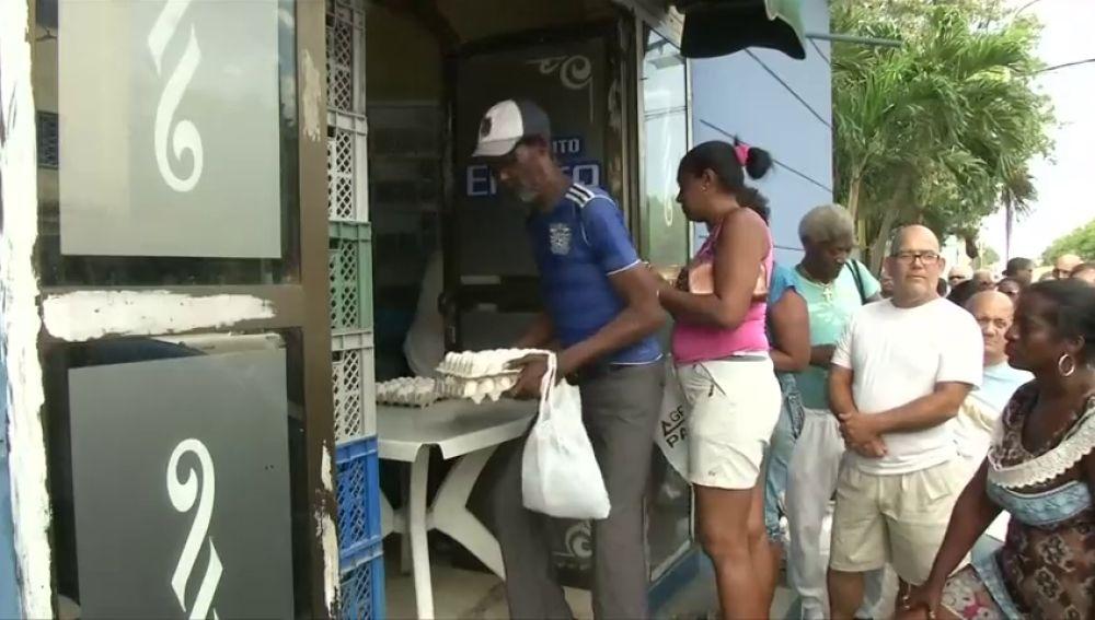 La crisis de Venezuela es uno de los argumentos del gobierno de Cuba para decretar un nuevo racionamiento en los productos básicos
