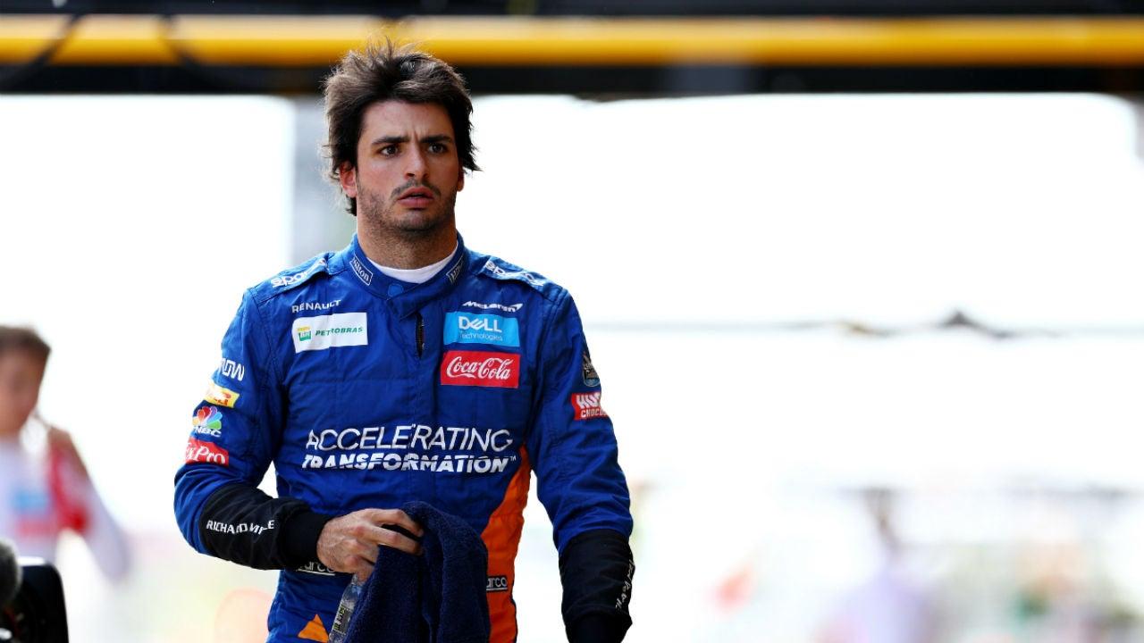 """Carlos Sainz, Octavo En El GP De España: """"Tuve El Peor"""