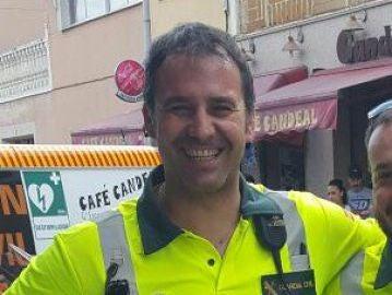 Juan Luis Vara Lorenzo, el agente de la Guardia Civil fallecido en el III Trofeo de Mojados, Valladolid