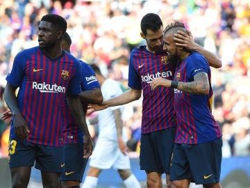 Champions League: Alineaciones, horario y dónde ver el partido Slavia Praga - Barcelona de hoy