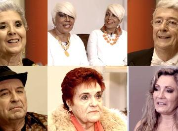 Los talents de 'La Voz Senior' recuerdan sus inicios en la música junto a sus padres y abuelos