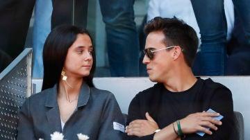 Victoria Federica y Gonzalo Caballero