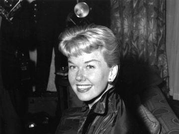 La actriz Doris Day en una imagen de 1955