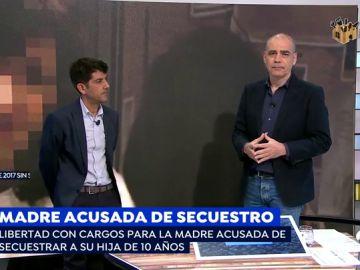 Secuestro parental en La Cabrera.