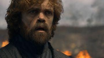Tyrion en el 8x05 de 'Juego de Tronos'