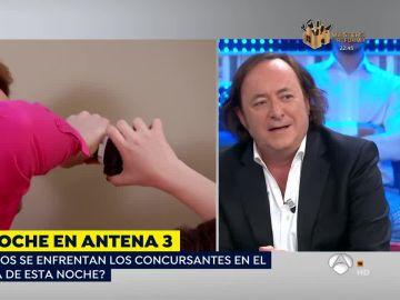 Tomás Alía en Espejo Público
