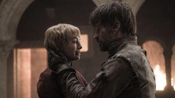 Jamie y Cersei Lannister en 'Juego de Tronos'