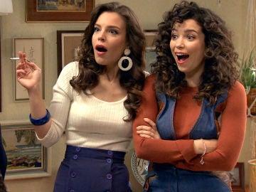 Luisita celebra su éxito mientras que Amelia se hunde por las críticas