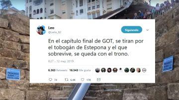Memes del tobogán de Estepona