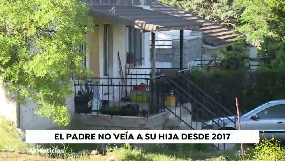 REEMPLAZO Así vivía la niña liberada tras dos años secuestrada por su madre en La Cabrera (Madrid)