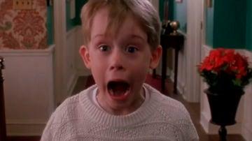 Macaulay Culkin en 'Solo en Casa'