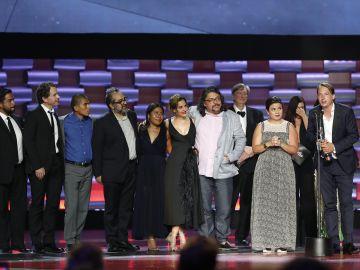 'Roma', la gran triunfadora de los premios Platino del cine iberoamericano