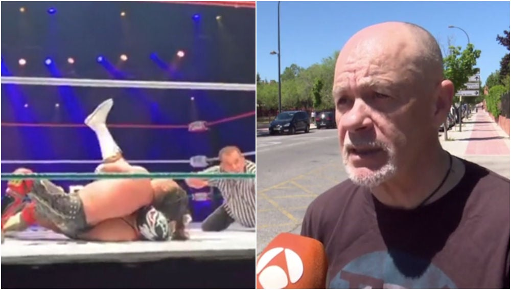 El luchador Silver King falleció sobre el ring