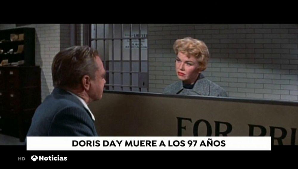 Muere Doris Day, icono de Hollywood