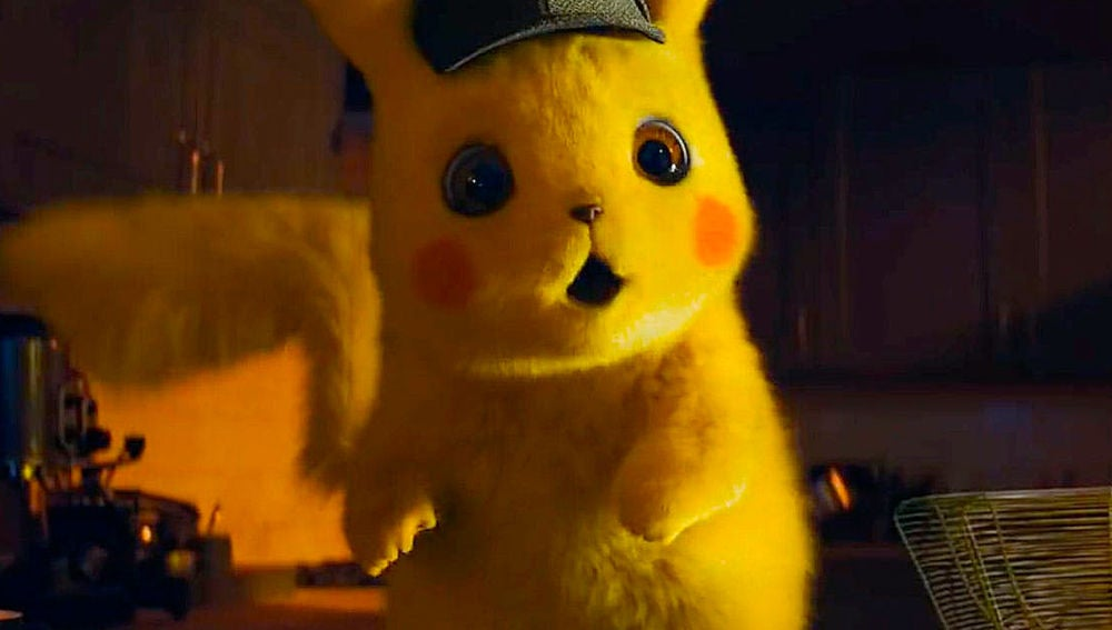 Pikachu en 'Pokémon: Detective Pikachu'