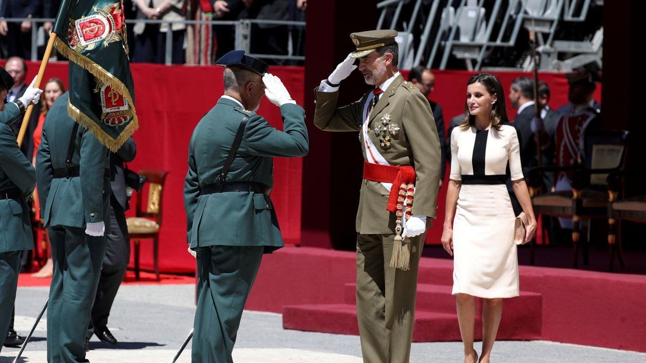 La Guardia Civil Celebra Este Lunes Su 175 Aniversario En