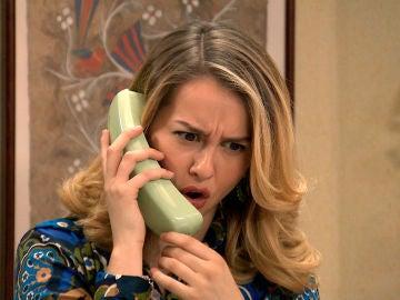 Luisita recibe una sorprendente llamada que cambiará su vida