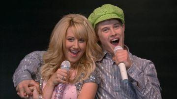 Ryan y Sharpay Evans en 'High School Musical'