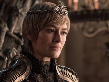 Cersei Lannister en 'Juego de Tronos'